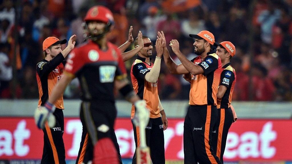 Sunrisers  Take Their Unbeaten Streak to Five Matches in IPL 2018