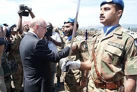 India's peacekeepers in Ivory Coast.
