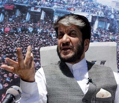 Senior separatist leader Shabir Shah. (File Photo: IANS)
