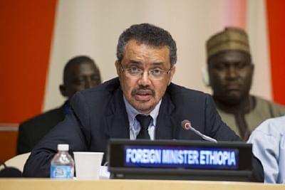 Tedros Adhanom Ghebreyesus. (Photo: IANS/UN)