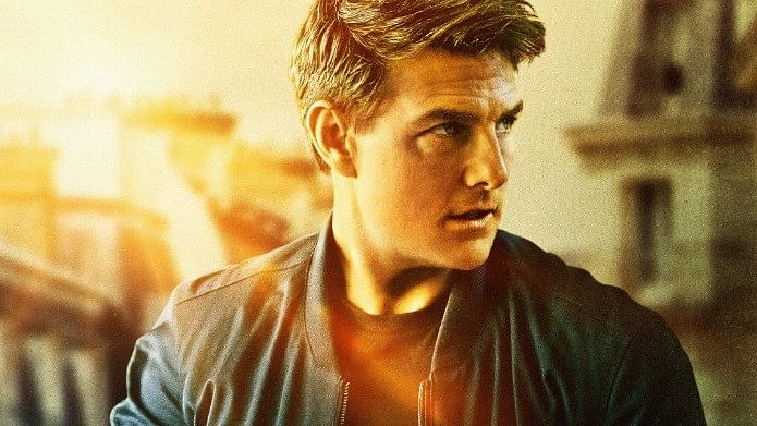 A poster of <i>Mission: Impossible 6.</i>