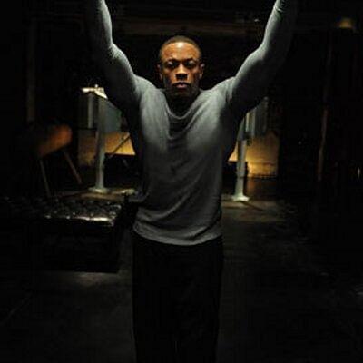 Rapper Dr. Dre. (Photo: Twitter/@drdre)
