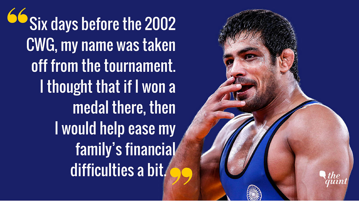 Meeting India's Most Successful Olympic Wrestler Sushil Kumar