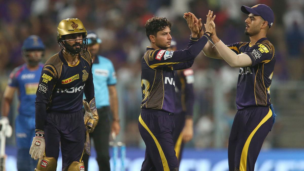 IPL 2018 Eliminator   As It Happened: KKR Beat Royals by 25 Runs