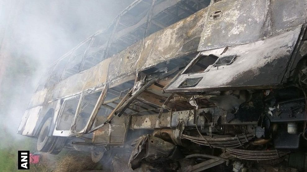 From 27 Deaths to 0: Bizarre Turnaround in Motihari Bus Accident