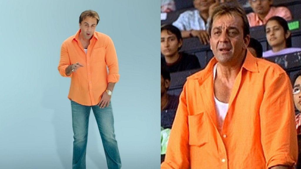 <i>Sanju</i> vs Sanjay Dutt.