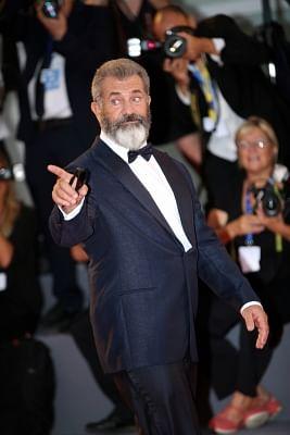 Actor-director Mel Gibson. (Xinhua/Jin Yu/IANS)