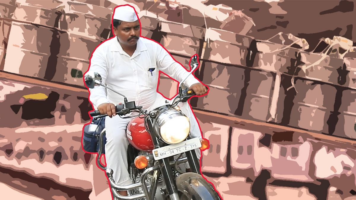 Bicycle vs Bike: Is the Dabbawala Delivering Your Food Any Faster?