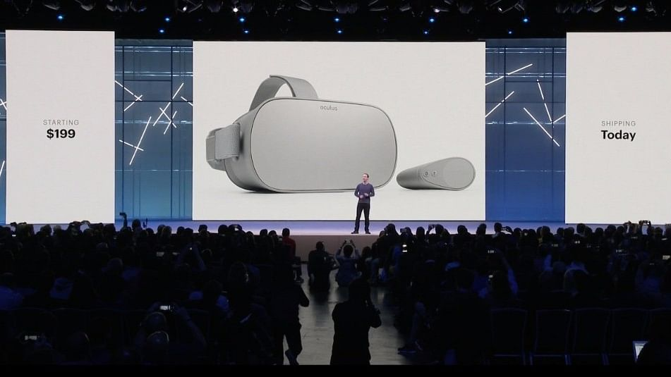 Oculus Go shipping begins from 1 May onwards.