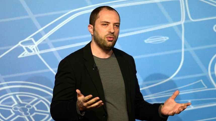 WhatsApp CEO Jan Koum to Leave Facebook Amid Privacy Flap