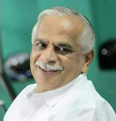 BJP MLA from Jayanagar, B. N. Vijay Kumar, who died at Jayadeva Institute of Cardiology due to cardiac arrest. He was 60. (File Photo: IANS)