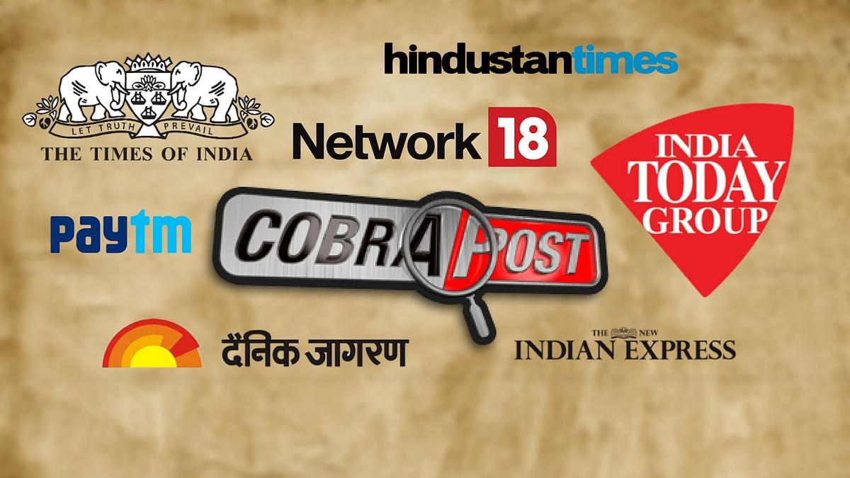 Cobrapost: Top Media Houses Agreed to Run Pro-Hindutva Paid News
