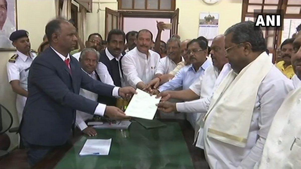 Confident of Winning Floor Test, says Karnataka CM Kumaraswamy