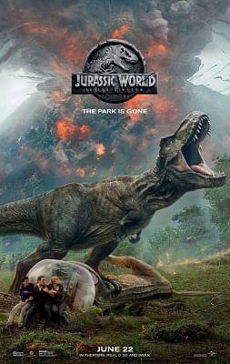 Jurassic World: Fallen Kingdom. (Photo: Twitter/@JurassicWorld)