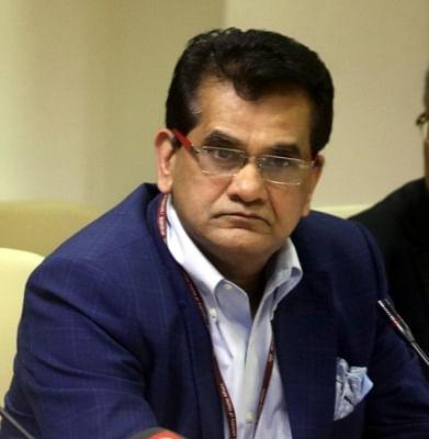 NITI Aayog CEO Amitabh Kant. (File Photo: IANS)