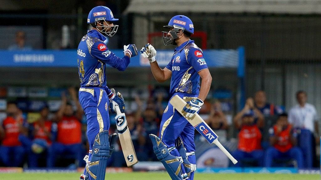 IPL 2018 Match Recap: Krunal's 12-Ball-31 Helps Keep Mumbai Afloat