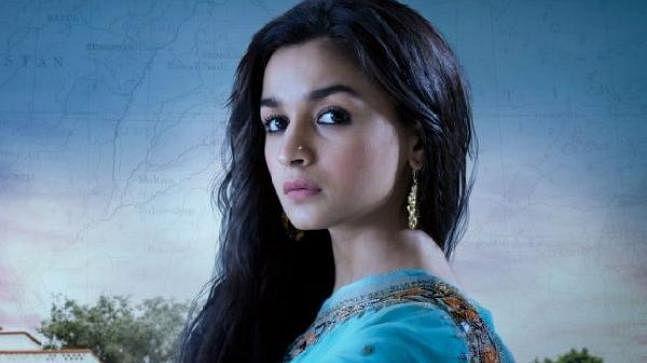 Alia Bhatt in <i>Raazi</i>.