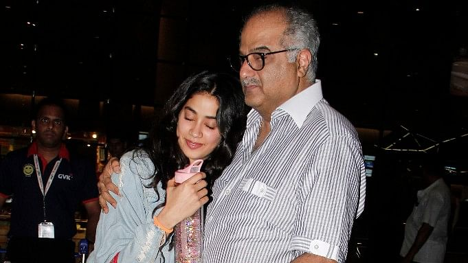 Janhvi Kapoor Recalls the One Time She Lied To Her Father