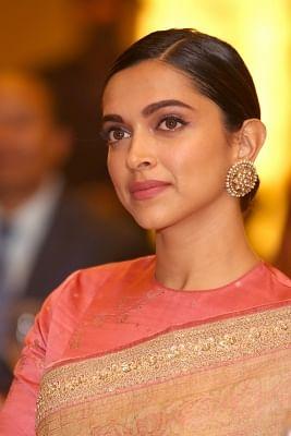 Actress Deepika Padukone. (Photo: Amlan Paliwal/ IANS)