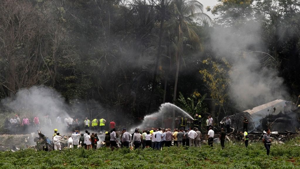 Cuba Boeing Crash: 110 People Killed, Officials Identify 20 Bodies