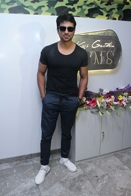 Mumbai: Actor Sonu Sood during a fitness party at a gym, in Mumbai on May 19, 2018. (Photo: IANS)