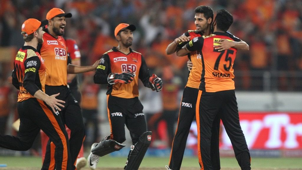 IPL 2018: SRH Defend Yet Another Low Total to Defeat RCB by 5 Runs