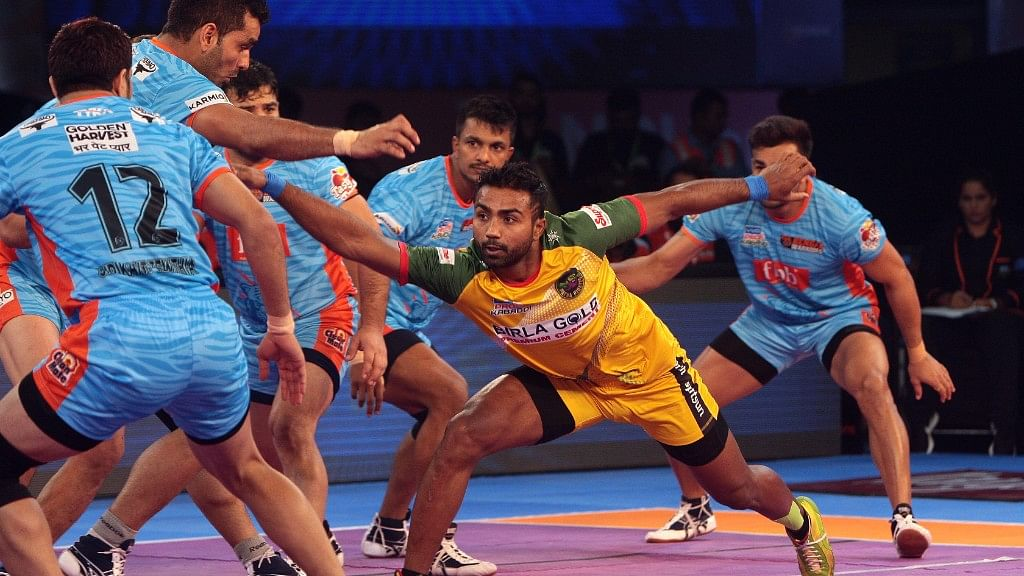 Monu Goyat Becomes The Highest Paid Player in Pro Kabaddi History
