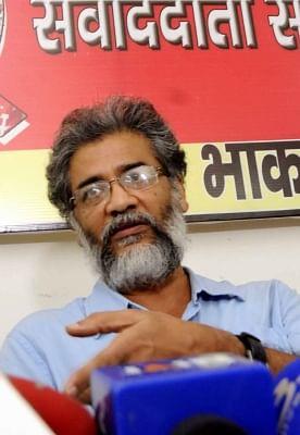 CPI-ML general secretary Dipankar Bhattacharya. (Photo: IANS)