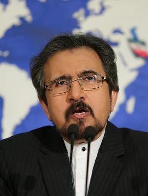 Iranian Foreign Ministry spokesman Bahram Qasemi. (Xinhua/Ahmad Halabisaz) (wtc/IANS)