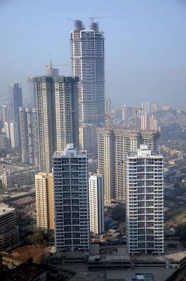 Under construction buildings. (File Photo: IANS)
