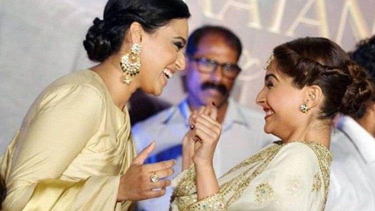 Swara Bhasker practises for her bestie's Sangeet ceremony.