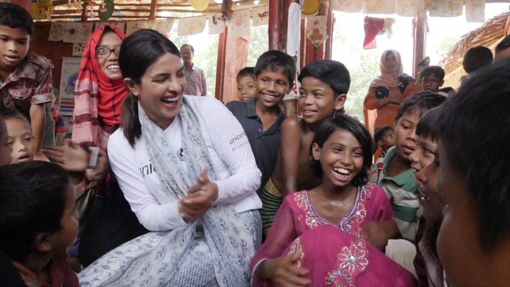 They Remember Bullets: Priyanka on Rohingya Refugees