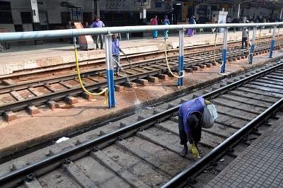 Missing several deadlines, Railways