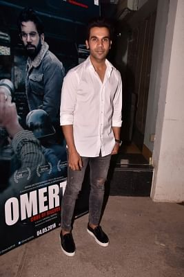 Rajkummar Rao. (Photo: IANS)