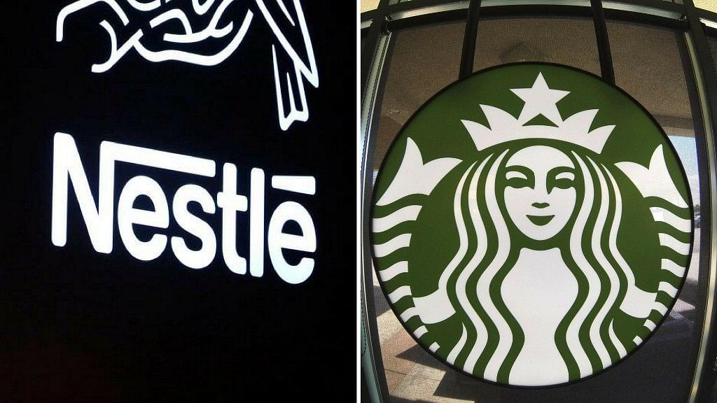 Nestle to Pay Starbucks $7.15 Billion in Global Coffee Alliance