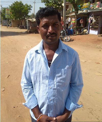 Laxman Rathore said his brother Mallina, a vegetable farmer, had accumulated a debt of more than Rs 10 lakh over seven years. Unable to repay the loans, Mallina committed suicide in March 2017 in Shahapur, Yadgir. His wife has received the compensation from government.