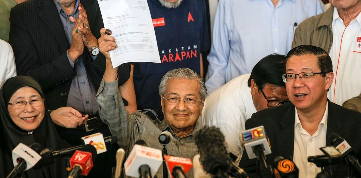 What Just Happened in Malaysia? Did Mahathir Mohamad Actually Win?