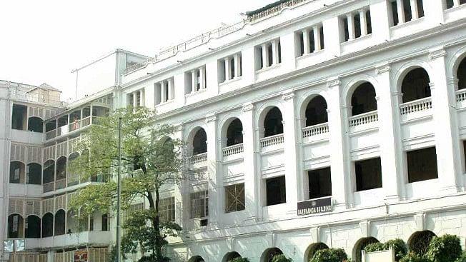 Calcuta University.