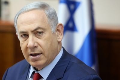 Prime Minister of Israel Benjamin Netanyahu. (File Photo: IANS)