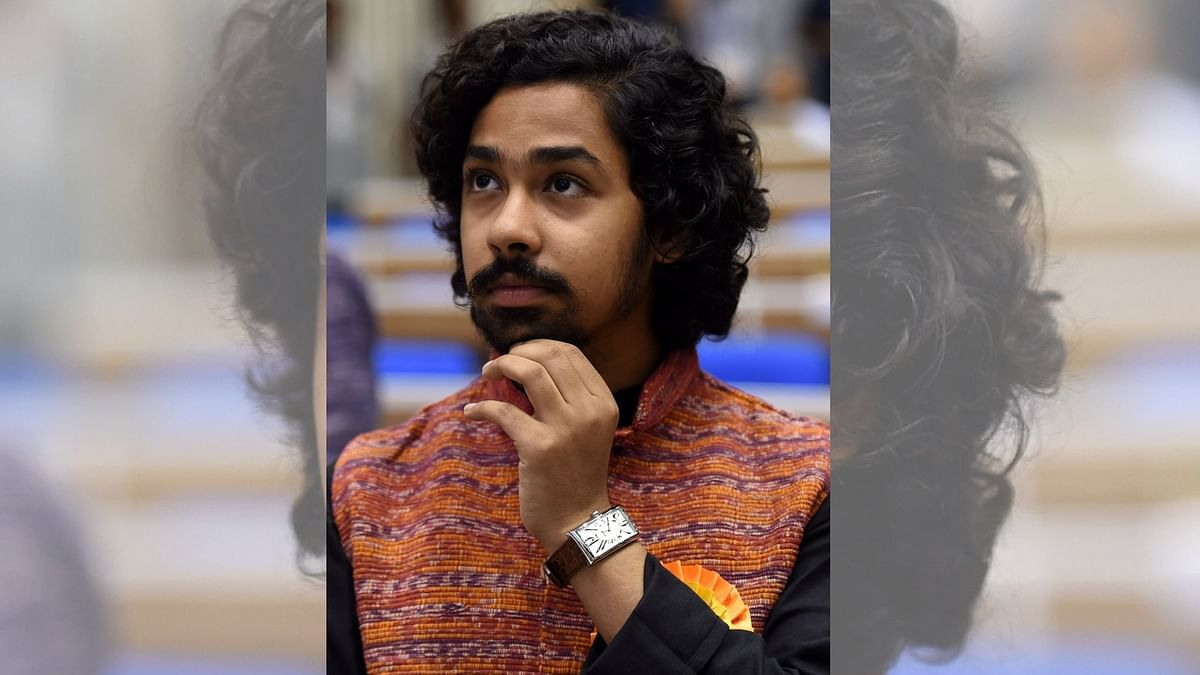 Riddhi Sen is one of the youngest recipients of the National Award for Best Actor.