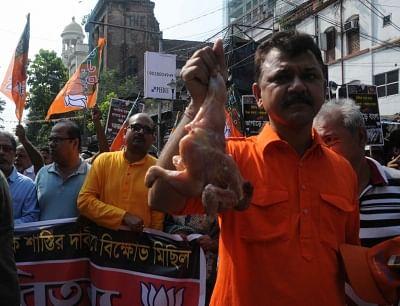 Carcass meat trade kingpin arrested in Kolkata