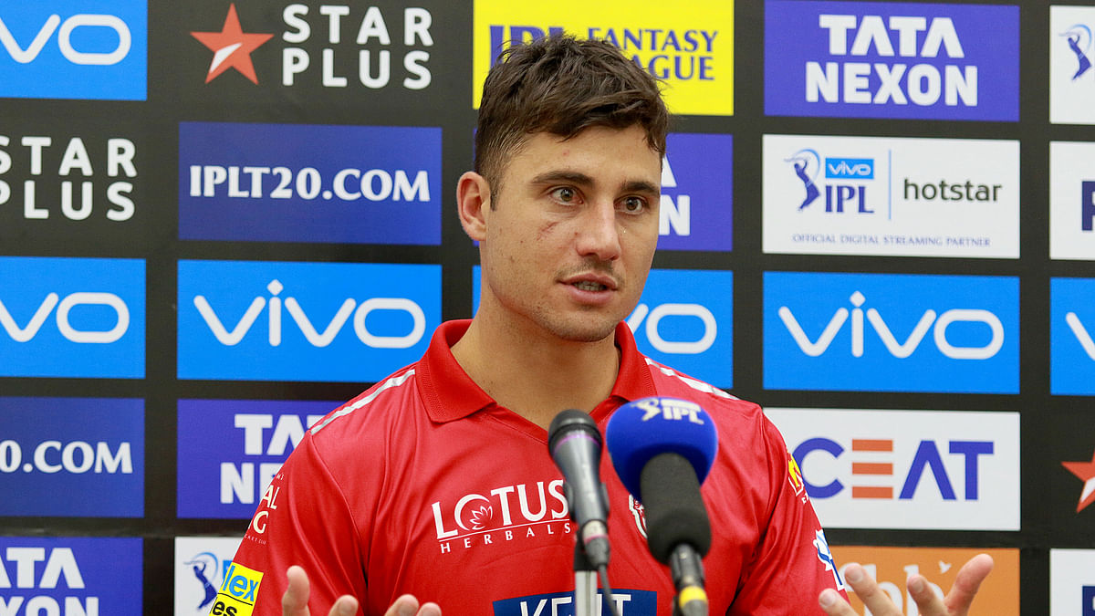 Marcus Stoinis has joined the Delhi franchise this season.
