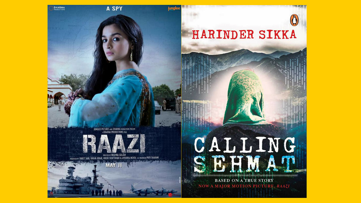 'Raazi' or 'Calling Sehmat': Which Was Better?