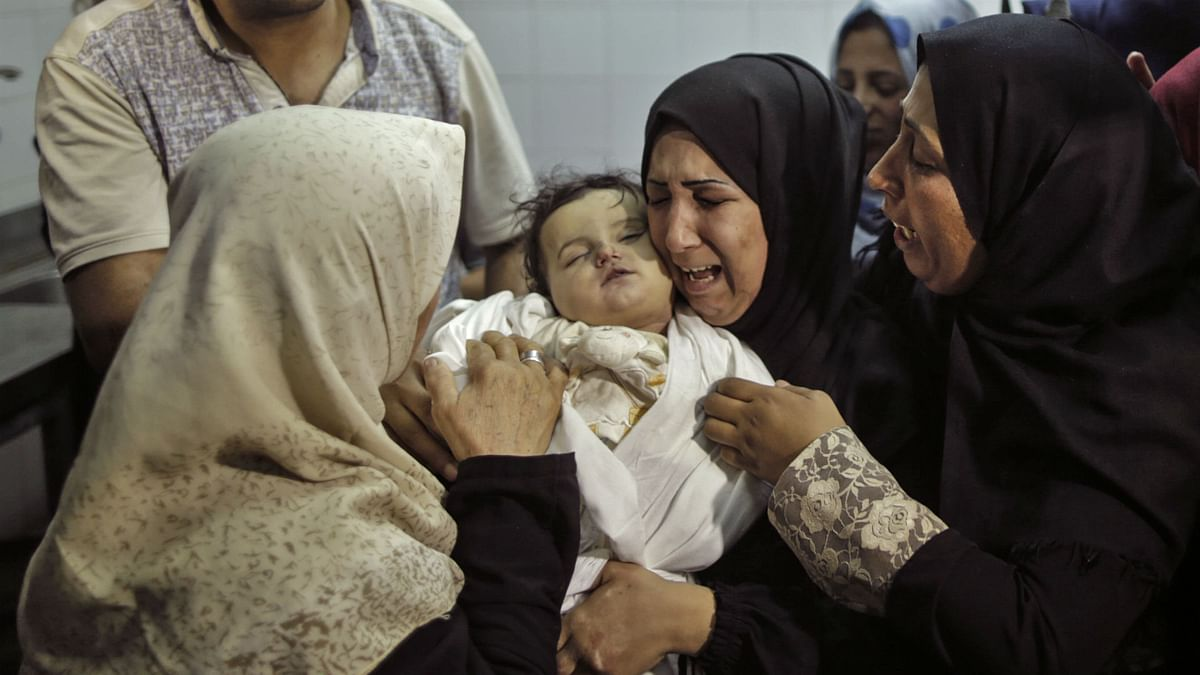 Gaza Unrest: Eight-Month-Old Loses Battle For Life