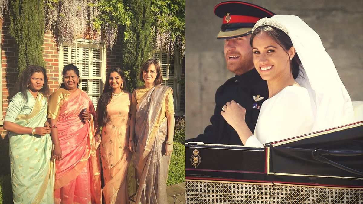 The Royal Wedding Was an Incredible Experience:  Suhani Jalota