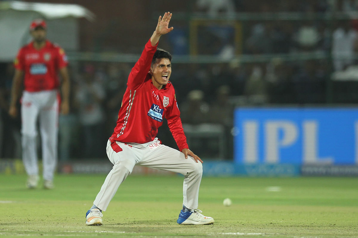 Mujeeb Ur Rahman picked 14 wickets in 11 matches for Kings XI Punjab during IPL 2018.