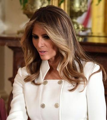 US First Lady Melania Trump. (File Photo: IANS)