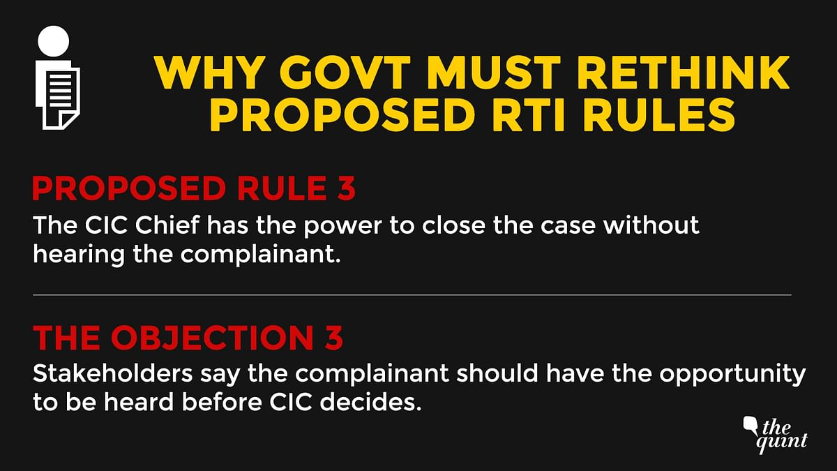 Exclusive: In The Name of Transparency, Govt Dilutes RTI Rules