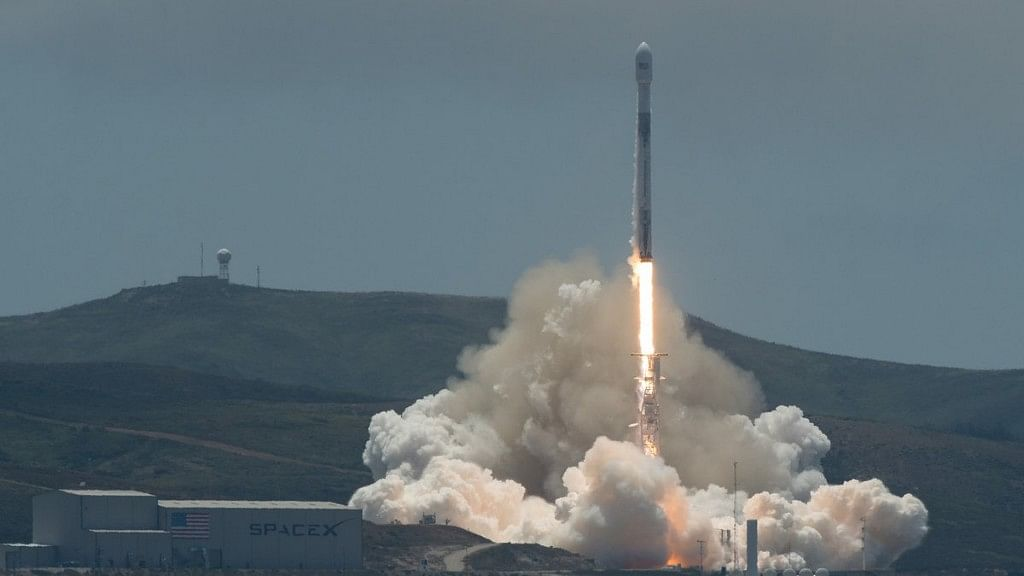 GRACE-FO Satellite launched succesfully aboard the SpaceX rocket