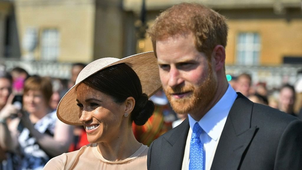 Newlyweds Prince Harry, Meghan Markle Attend First Royal Event